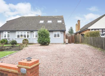 Thumbnail 3 bed semi-detached bungalow for sale in Beehive Lane, Great Baddow, Chelmsford