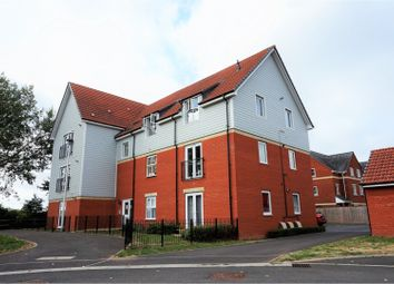 Thumbnail 2 bed flat for sale in Trafalgar Road, Exeter