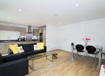 Thumbnail 2 bed flat to rent in Watermark, Bootmakers Court, Limehouse