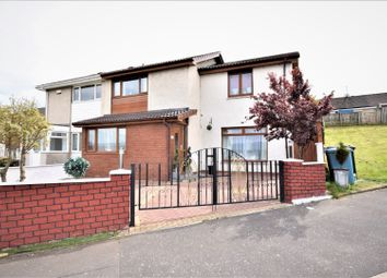 Thumbnail 4 bed semi-detached house for sale in Cambourne Road, Glasgow
