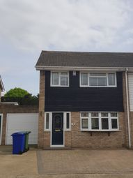 Thumbnail 3 bed end terrace house to rent in Dartview Close, Grays, Essex