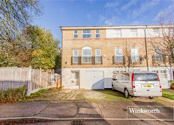 4 bed end terrace house for sale in Coverdale Road, Friern Barnet, London N11