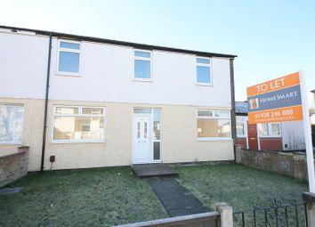 Thumbnail 3 bed property to rent in Leaside, Halton Brook, Runcorn