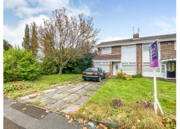 Thumbnail 3 bed semi-detached house for sale in Cumbria Way, Liverpool