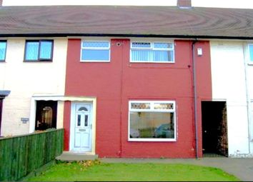 Thumbnail 3 bed terraced house to rent in Wansbeck Road, Hull