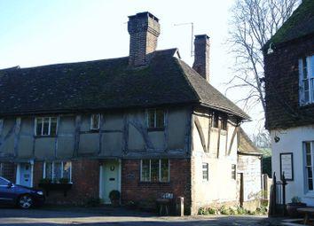 Thumbnail 2 bed semi-detached house for sale in High Street, Penshurst, Tonbridge