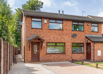 Thumbnail 3 bed semi-detached house for sale in Sandy Lane, Ettiley Heath, Sandbach