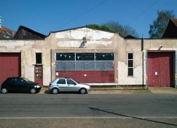 Thumbnail Parking/garage for sale in Reepham Motors, 31 School Road, Reepham, Norfolk