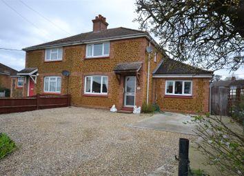 Thumbnail 4 bedroom semi-detached house for sale in Kenside, Snettisham, King's Lynn