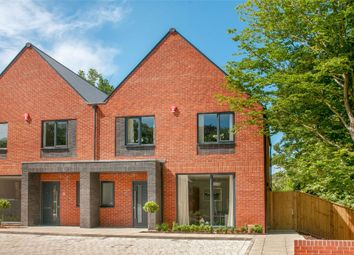 Thumbnail 3 bed semi-detached house for sale in Andover Road, Winchester, Hampshire