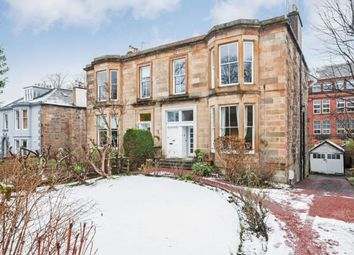 Thumbnail 3 bed flat for sale in Turnberry Road, Hyndland, Glasgow, Lanarkshire