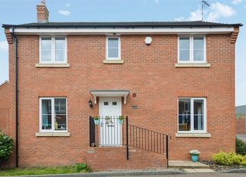 Thumbnail 3 bed detached house for sale in Wryneck Walk, Woodland View, Coventry, West Midlands