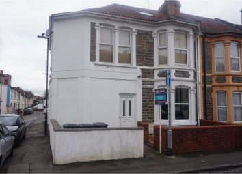 Thumbnail 2 bed flat to rent in Morse Road, Bristol