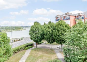 Thumbnail 2 bed flat for sale in Shelley Rise, Rochester