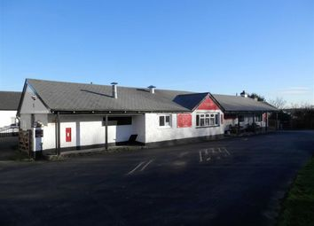 Thumbnail Commercial property for sale in Launcells, Bude