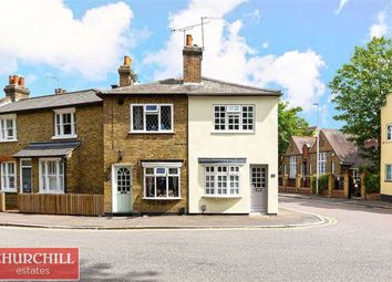 Thumbnail End terrace house for sale in Woodbine Place, Wanstead, London