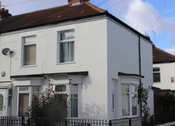Thumbnail 2 bedroom end terrace house to rent in Carrington Street, Hull