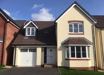 Thumbnail 4 bed detached house to rent in Cwrt Bevan, Merthyr Tydfil