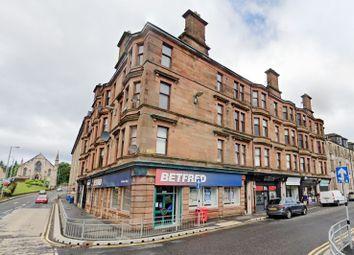 Thumbnail 2 bed flat for sale in 1, Newton Street, Flat 1-1, Greenock PA168Uh