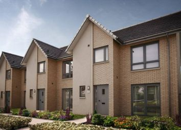 "Thumbnail 3 bedroom terraced house for sale in ""The Arthur"" at Lowrie Gait, South Queensferry"