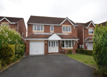 Thumbnail 4 bed detached house for sale in Western Gales Way, Normanton