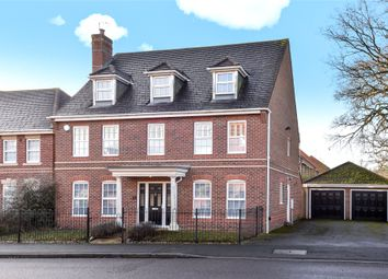 Thumbnail 4 bed detached house to rent in Arbery Way, Arborfield, Reading, Berkshire