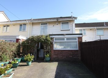 Thumbnail 3 bed terraced house for sale in Moorland Park, Newport