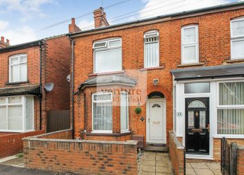 Thumbnail 3 bedroom end terrace house for sale in Norton Road, Luton