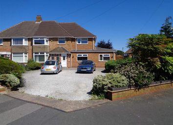 6 bed semi-detached house for sale in Woodford Avenue, Castle Bromwich, Birmingham B36
