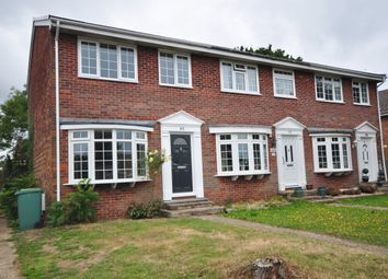 Thumbnail 3 bed end terrace house to rent in Parklands Avenue, Cowes