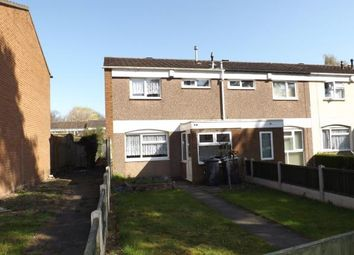 Thumbnail 3 bed end terrace house for sale in Bushman Way, Shard End, Birmingham, West Midlands