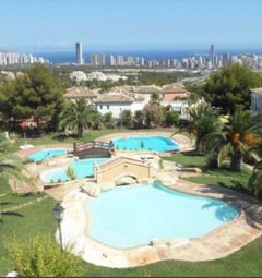 Thumbnail 1 bed apartment for sale in Finestrat, Alicante, Valencia, Spain