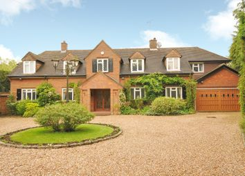 Thumbnail 5 bed detached house for sale in Loudwater Heights, Loudwater, Rickmansworth