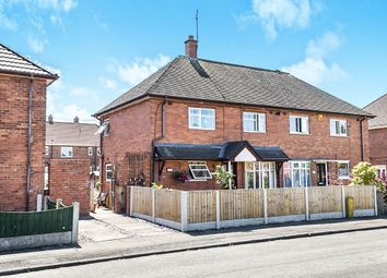 Thumbnail 3 bedroom semi-detached house for sale in Ulverston Road, Longton, Stoke-On-Trent