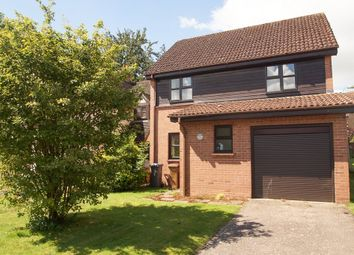 Thumbnail Detached house for sale in Waveney Close, Saxmundham