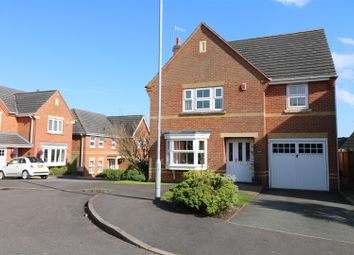 Thumbnail 4 bedroom detached house for sale in Hanch Close, Norton Heights, Stoke On Trent
