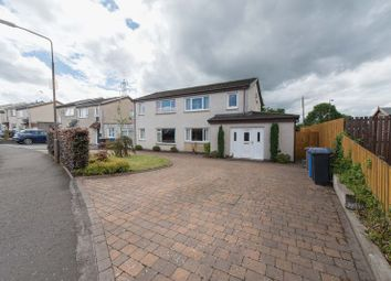 Thumbnail 6 bed detached house for sale in Langton View, East Calder