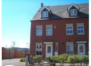 Thumbnail 3 bed town house for sale in Finney Drive, Grange Park