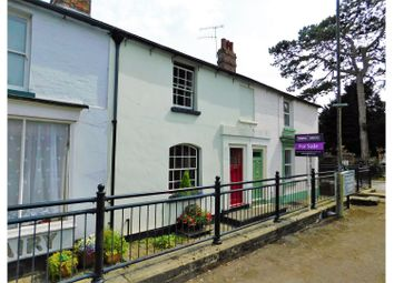 Thumbnail 3 bed terraced house for sale in High Street, Marlborough