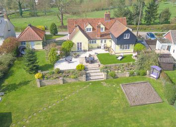 Thumbnail 4 bedroom detached house for sale in Fuller Street, Fairstead, Chelmsford