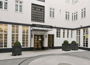 3 bed maisonette for sale in Troy Court, Kensington High Street, London W8