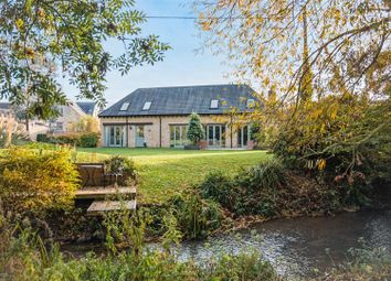 Thumbnail 5 bed detached house for sale in Riverside Barns, Hardwick, Witney, Oxfordshire