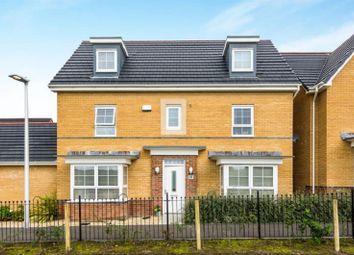 Thumbnail 5 bedroom detached house for sale in Horizon Way, Loughor, Swansea, Swansea.