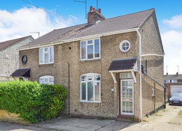 Thumbnail 3 bed semi-detached house for sale in Water Eaton Road, Bletchley, Milton Keynes