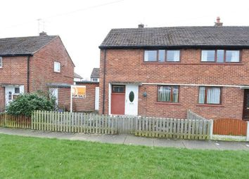 Thumbnail 2 bed semi-detached house for sale in Springfield Road, Carlisle