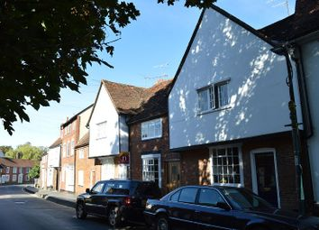 Thumbnail 2 bedroom terraced house to rent in Fishpool Street, St Albans