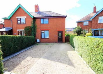Thumbnail 2 bed semi-detached house for sale in Newlands, Lambert Road, Welshpool, Powys