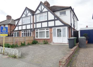 Thumbnail 3 bed semi-detached house for sale in Waterbank Road, London
