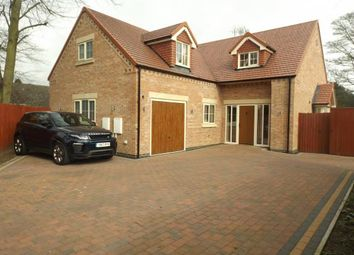 Thumbnail 4 bed detached house for sale in Clipstone Drive, Forest Town, Mansfield, Nottinghamshire