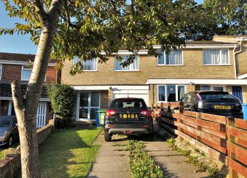 Thumbnail 3 bed end terrace house for sale in Viscount Walk, Bearwood, Bournemouth, Dorset